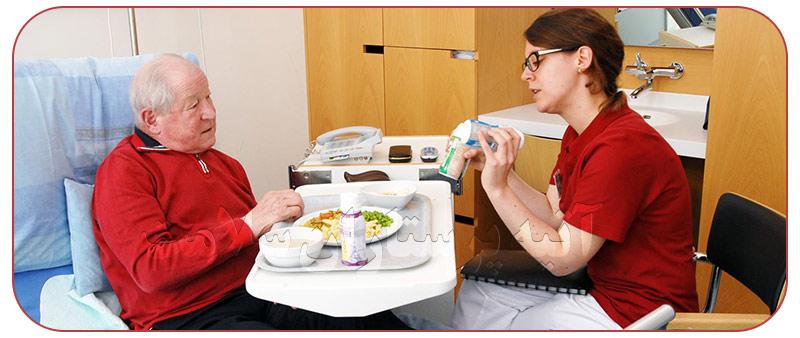 شرکت خدمات پرستاری در خانه