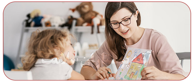 پرستاری از کودک در منزل مرکز پرستاری