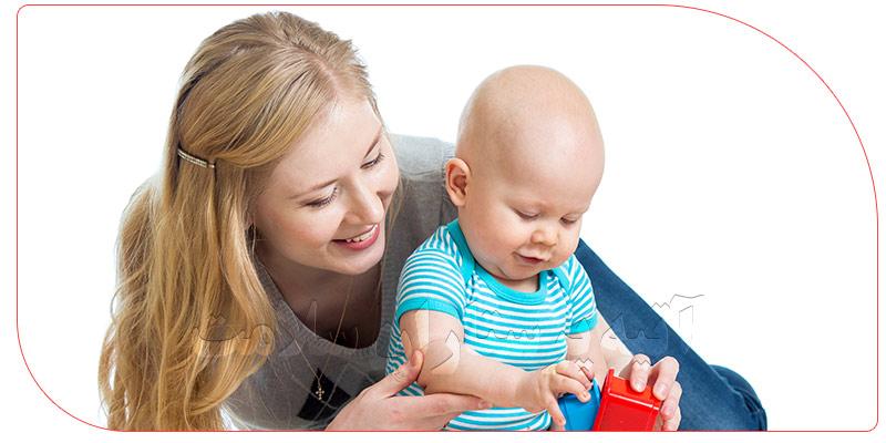 مراقبت و پرستاری از کودک در منزل