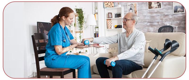 مزایای استفاده از خدمات پرستاری در منزل