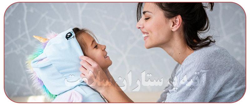 پرستار خوب برای نگهداری کودک در منزل تهران