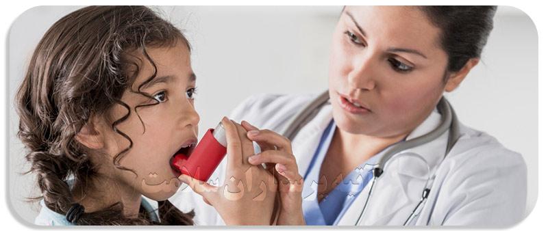 آسم در کودکان و نوجوانان