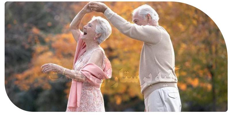 ازدواج در سالمندان