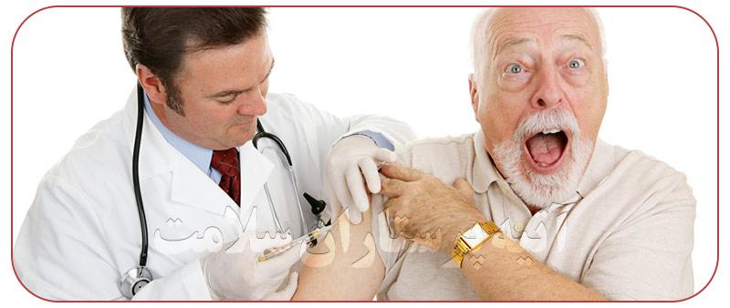 بیماری دیابت در سالمندان