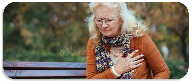 بیماری قلبی در سالمند