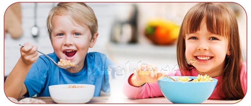 تاثیر صبحانه نخوردن  در سلامتی کودکان