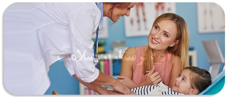 تشخیص پزشک در یبوست کودکان
