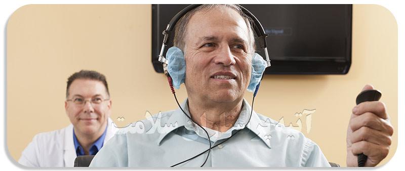 تشخیص کم شنوایی در سالمندان
