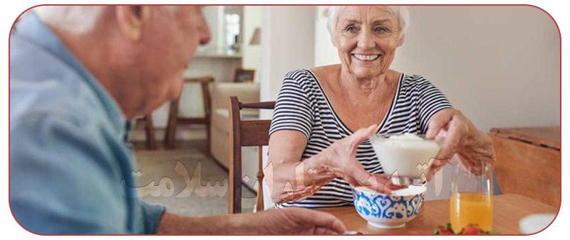 توصیه های غذایی در بیماران دیابتی