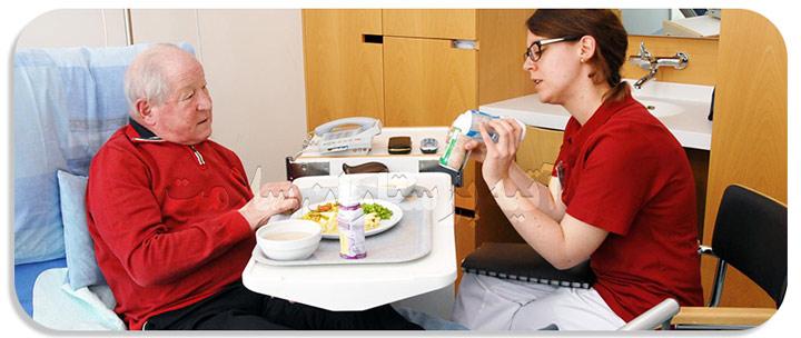 خدمات همراه بیمار در بیمارستان  تهران