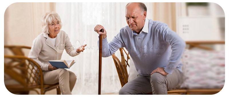 زانو درد در سالمندان