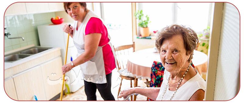 مرکز مراقبت پرستاری در منزل  و احتیاج به پرستار در منزل