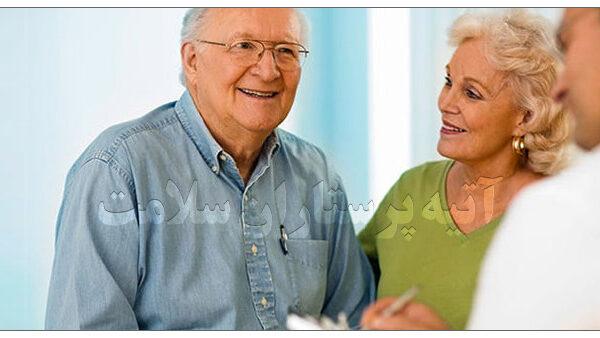 چکاپ سالمندان آتیه سلامت