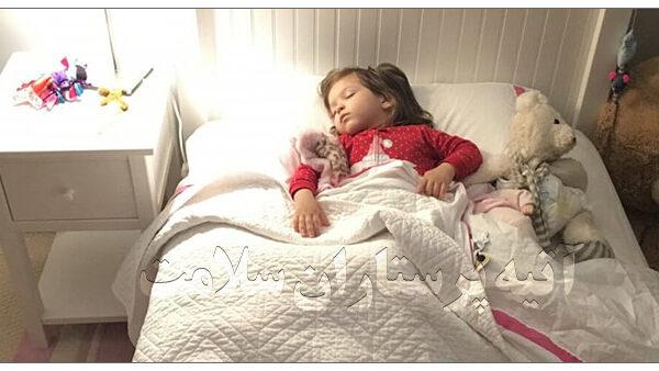 چگونه اتاق خواب کودک را جدا کنیم آتیه سلامت