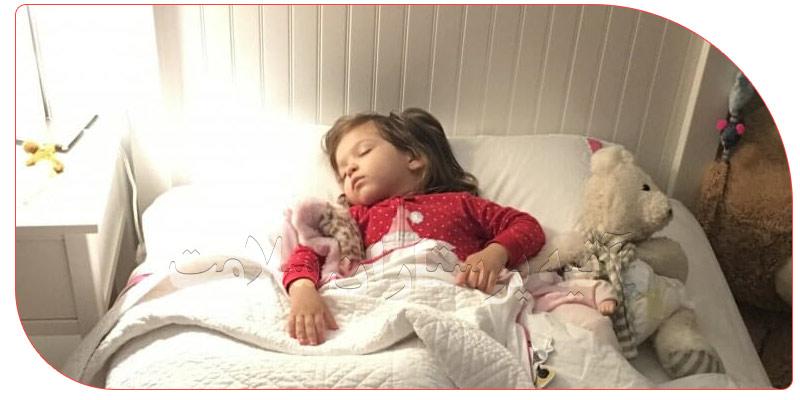 چگونه اتاق خواب کودک را جدا کنیم