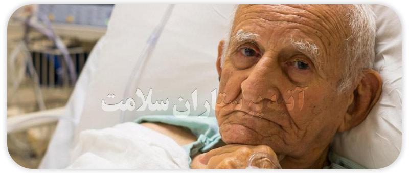 بیماری سپسیس در سالمند
