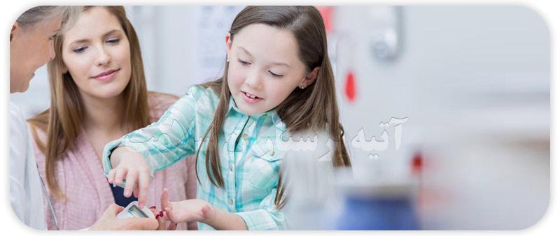 دیابت در کودکان و نوجوانان
