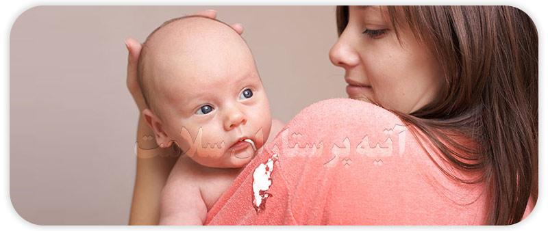 رفلاکس در کودکان و نوزادان