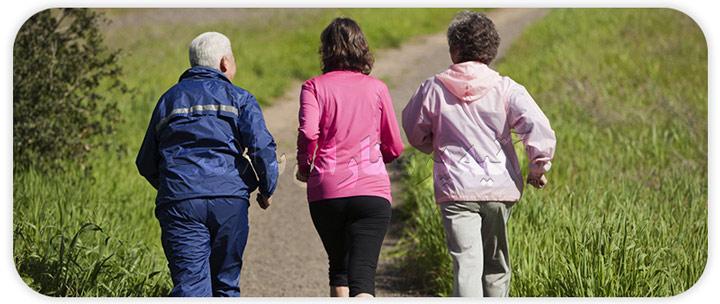 کاهش وزن در سالمندان با روشهای طبیعی