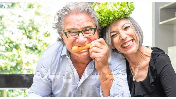 غذاهای مفید برای سالمندان آتیه