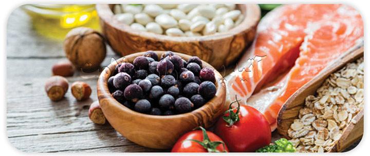 بهترین غذاهای مفید برای سالمندان