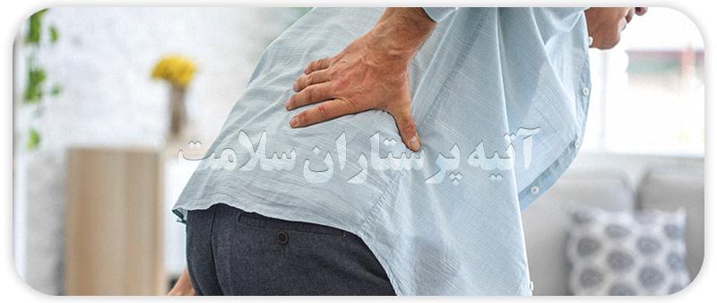 نارسایی کلیه و درد کلیه در سالمندان