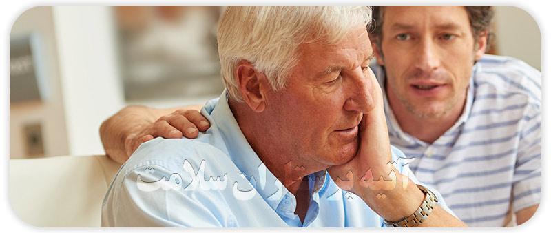 رفتار با سالمندان لجباز و بد خلق
