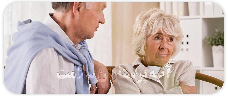 راه های مراقبت و رفتار با سالمند لجباز