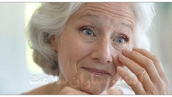 درمان خارش پوست سالمندان آتیه