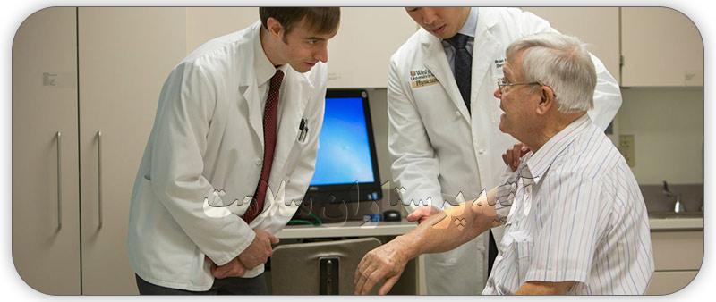 راه های درمان خارش پوست سالمندان