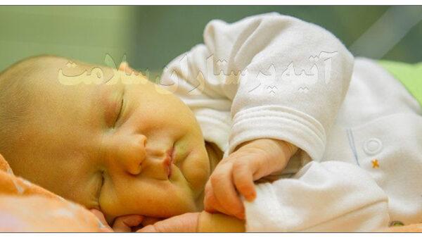 زردی در نوزادان آتیه