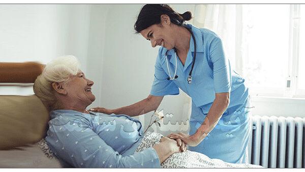 مراقبت از بیمار در منزل آتیه پرستار