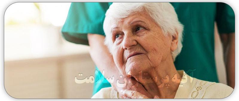 مراقبت از بیمار در منزل با  پرستاری