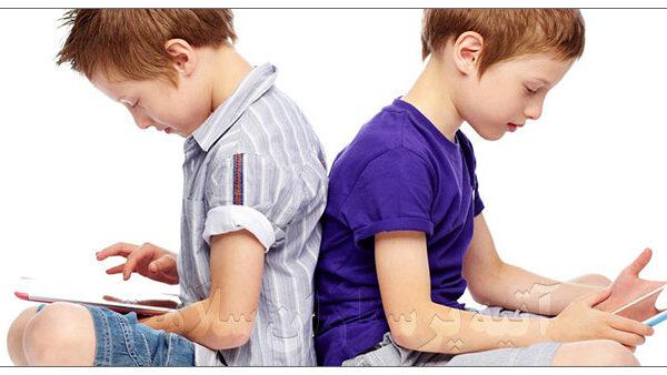 مراقبت از کودکان در فضای مجازی آتیه