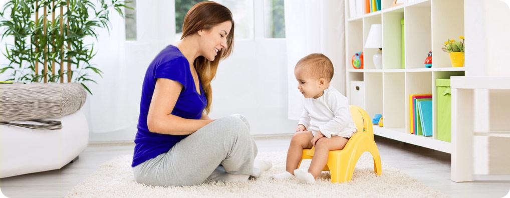 پرستاری و نگهداری کردن از کودکان در منزل