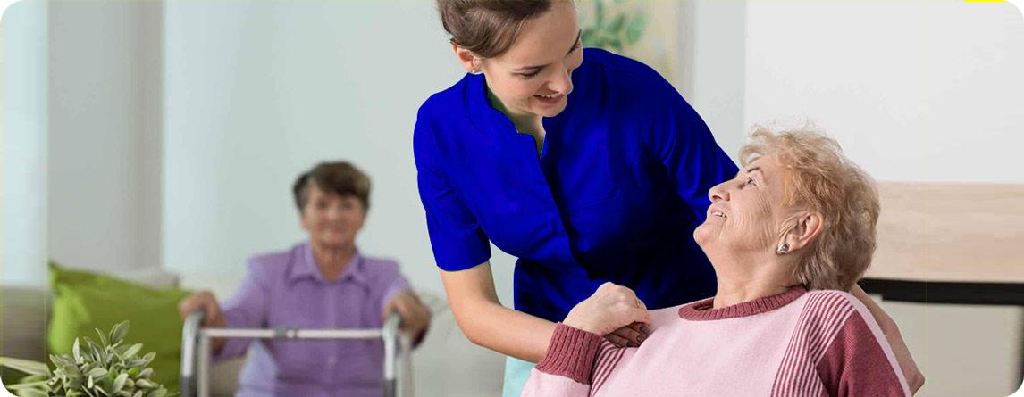 پرستاری از سالمندان در خانه شما