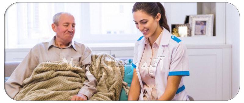 اصول برقراری ارتباط با سالمندان در منزل