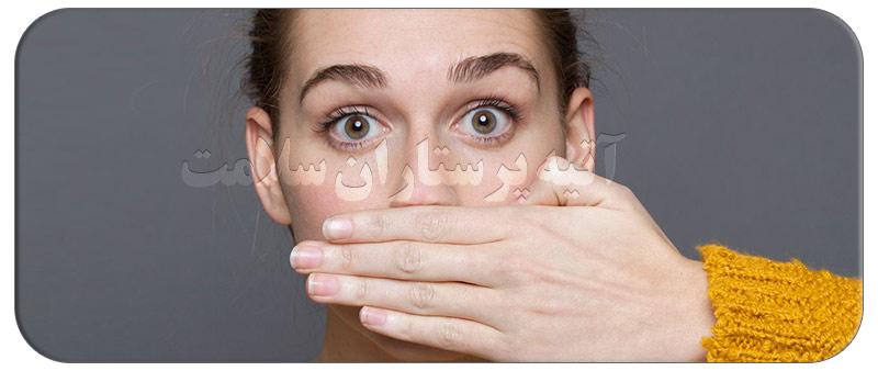 بوی بد دهان دیابتی ها