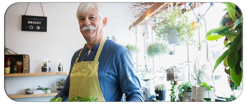 شغل های مناسب سالمندان ، بهترین سرگرمی برای بازنشستگان