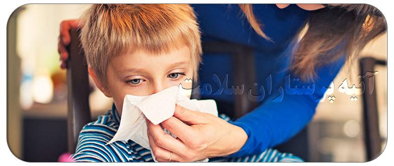 مراقبت از کودکان در فصل سرما در بیرون و داخل خانه