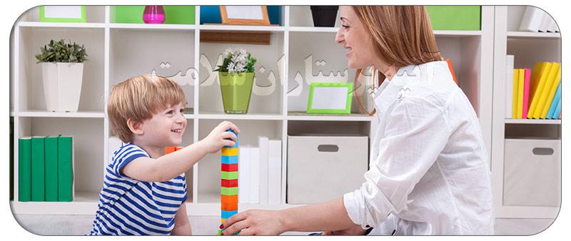 افزایش خلاقیت کودکان با وجود پرستار کودک