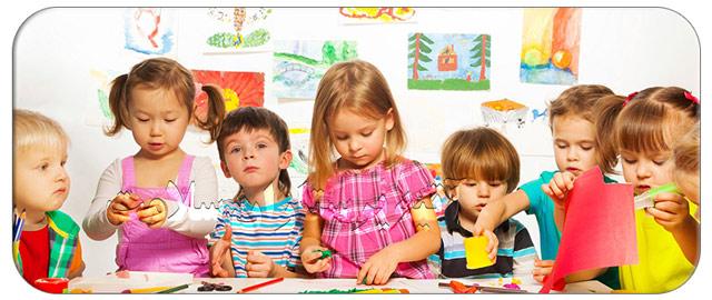 تاثیر رنگ بر حافظه کودکان با انتخاب رنگ مناسب کودکان