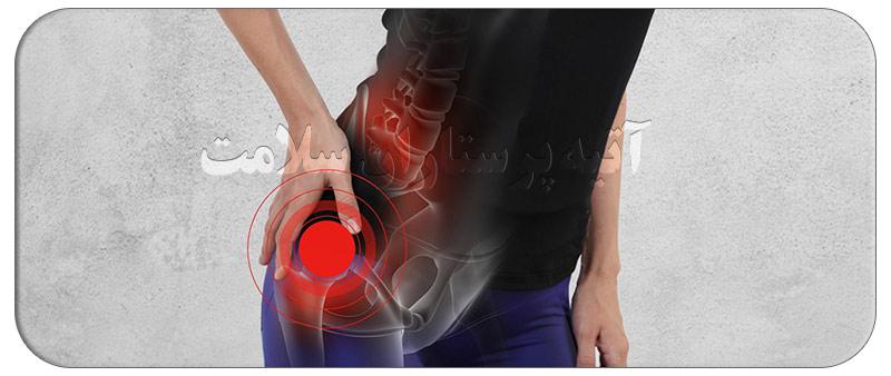 شکستگی استخوان ران در سالمندان