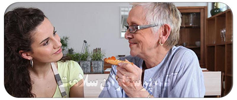 صبحانه های مقوی و مغذی در دوران سالمندی