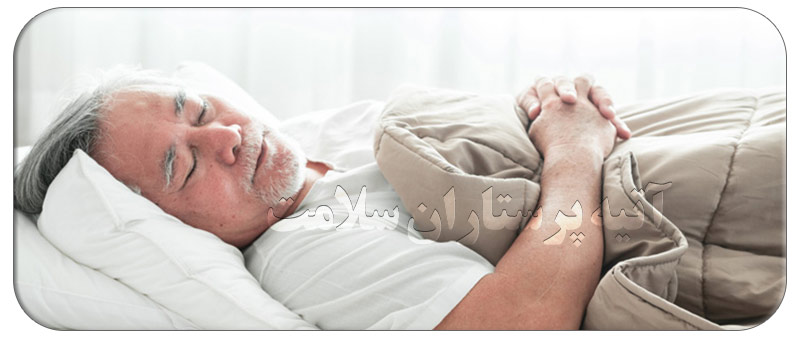 علت پرخوابی در سالمندان