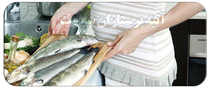 مصرف ماهی در بارداری مضر است یا مفید
