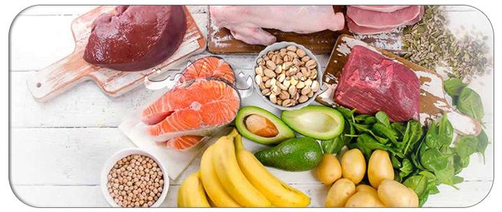 ویتامین های مفید برای کبد راهکارهای طبیعی