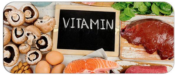 ویتامین های مفید برای کبد