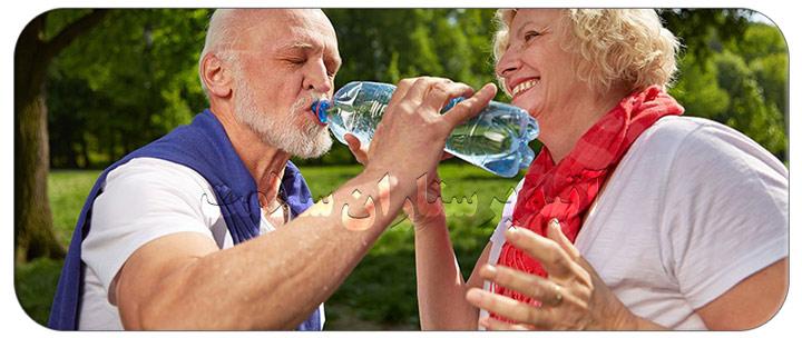 کم آبی بدن در سالمندان و نکات مهم در پرستاری