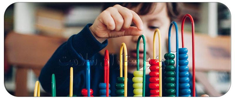 اسباب بازی مناسب برای کودکان اوتیسم